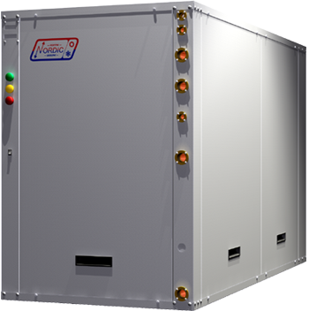Ground Source Geothermal Heat Pump