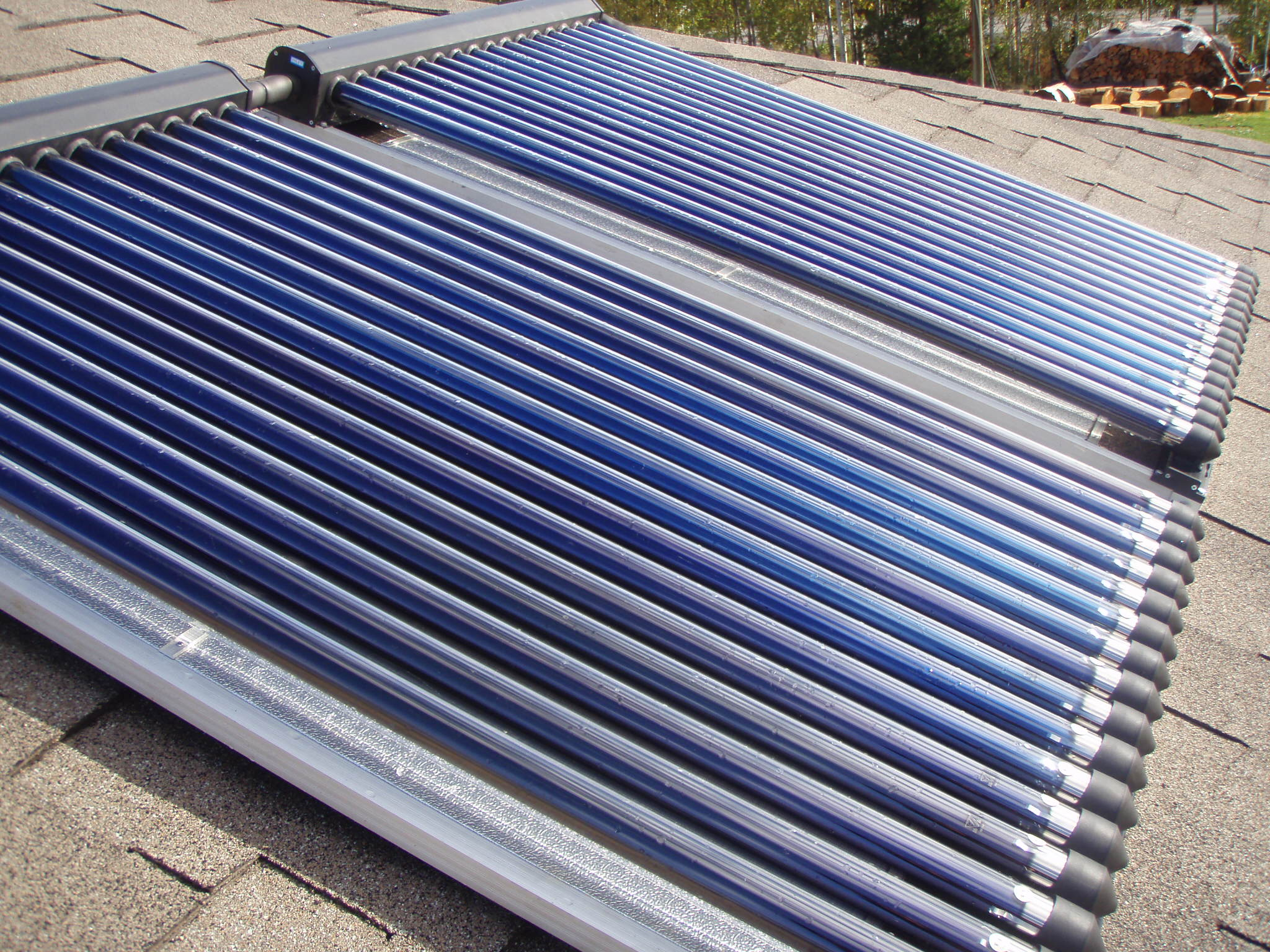 Wood Heat and Solar Thermal – Perfect Match