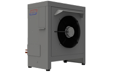 Air to water heat pump hydronic heating vancouver island fraser valley